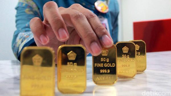 Harga Emas Antam Bertahan Di Rp 657000gram Riau Pembaruan Portal
